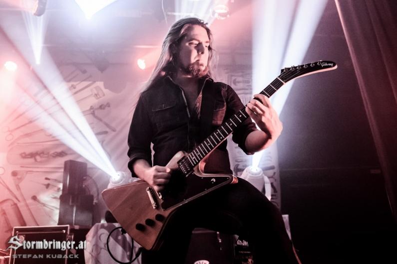 Morgoth Band Tour