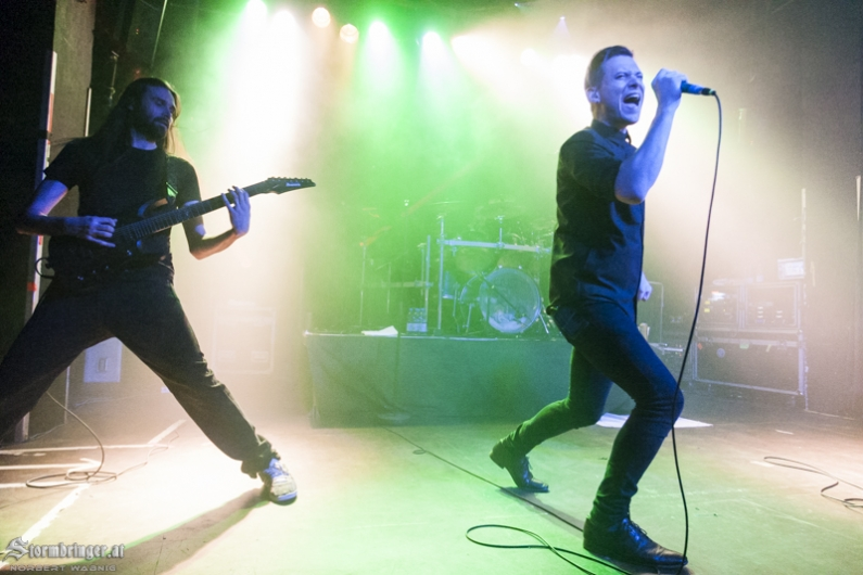 The Contortionist Tesseract Tour