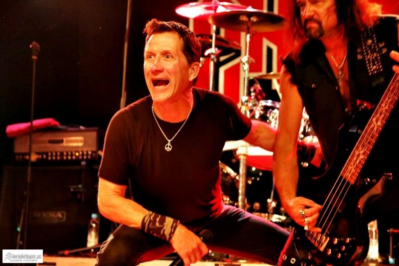Metallica Metal Church Tour