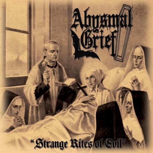 Strange Rites Of Evil