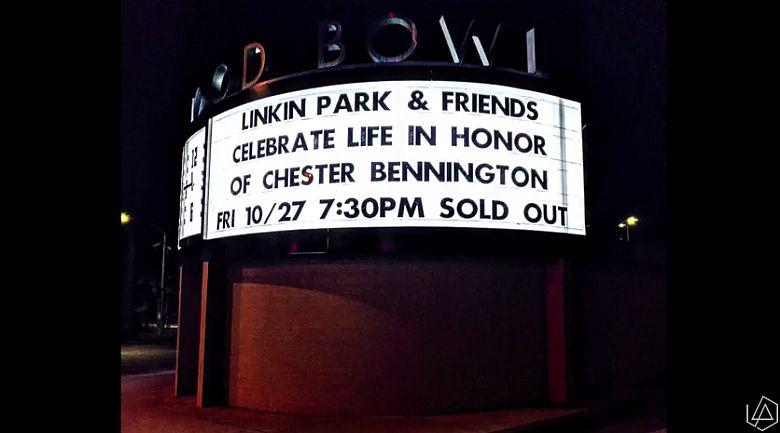 Linkin Park: So emotional war das Tribute-Konzert