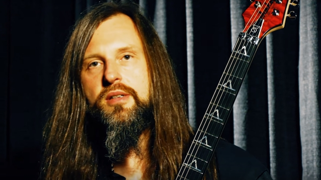All That Remains: Gitarrist Oli Herbert ist tot
