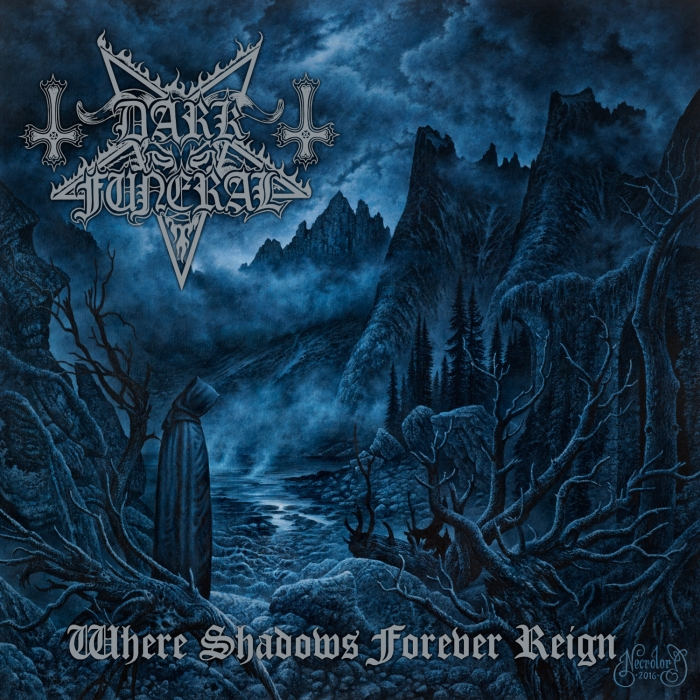 Dark Funeral - Where Shadows Forever Reign (Künstler: Kristian