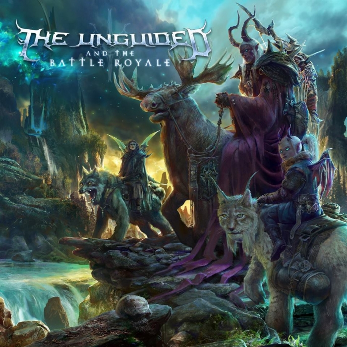 The Unguided - And The Battle Royale (by Kuang Hong)